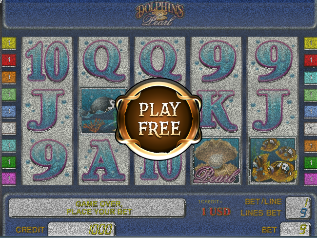 play free casino games online for free dolphins pearl deluxe